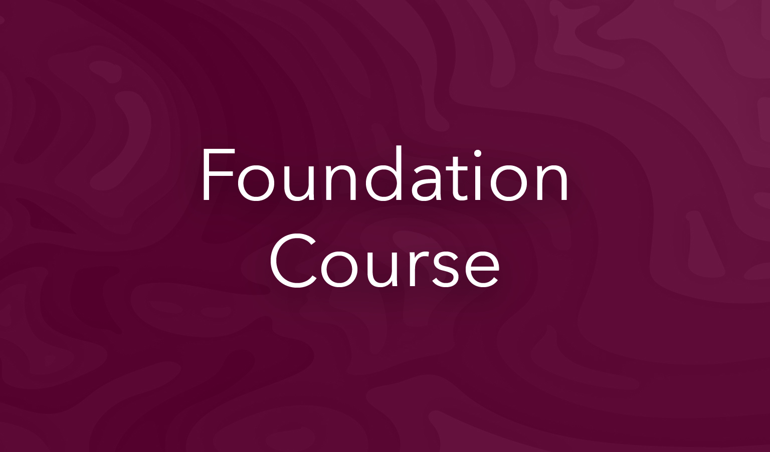 esri training foundation course