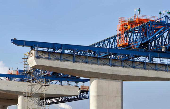 bridge construction infrastructure homepage card