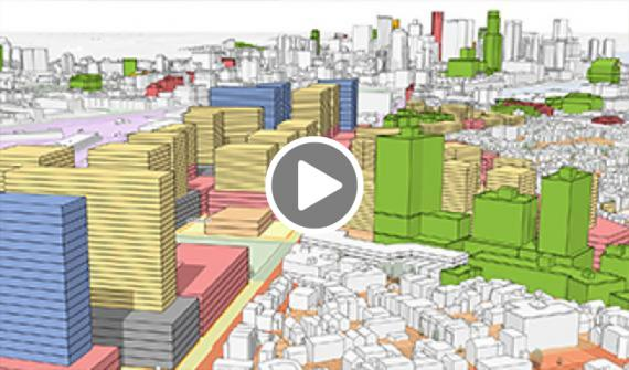 ArcGIS Urban video card