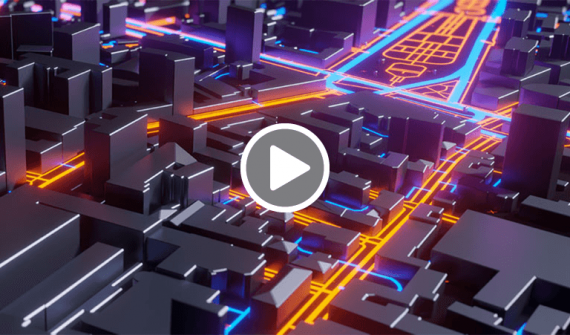 Building a smart city with GIS video card