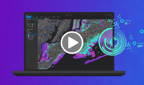Whats new in ArcGIS Desktop_video card
